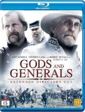 gods & generals - extended directors cut - Blu-Ray