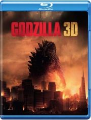 godzilla - 2014 - 3D Blu-Ray