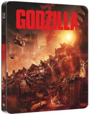godzilla - 2014 - steelbook - Blu-Ray