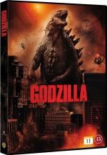 godzilla - 2014 - DVD