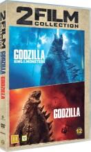 godzilla 1-2 - collection - DVD