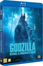 godzilla 2 - king of the monsters - Blu-Ray