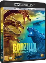 godzilla 2 - king of the monsters - 4k Ultra HD Blu-Ray