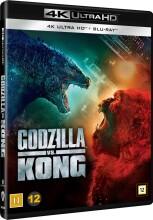 godzilla vs. kong - 4k Ultra HD Blu-Ray