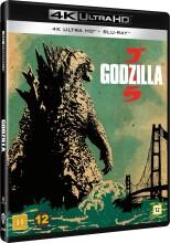 godzilla - 4k Ultra HD Blu-Ray