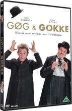 gøg og gokke - stan and ollie - DVD