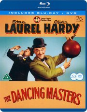 gøg og gokke - som danselærere  - Blu-Ray+Dvd