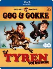 the bullfighters - gøg og gokke  - Blu-Ray+Dvd