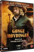 gøngehøvdingen - dr serie fra 1992 - DVD