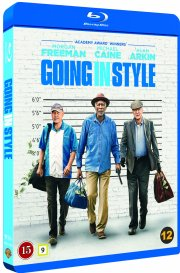 going in style - Blu-Ray