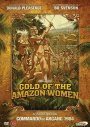gold of the amazon woman - DVD