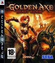 golden axe: beast rider - PS3