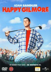 happy gilmore / golfbanens skræk - DVD