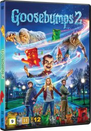 goosebumps 2 - haunted halloween - DVD