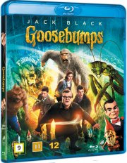goosebumps - Blu-Ray