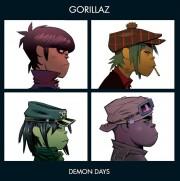 gorillaz - demon days - cd