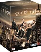 gossip girl - den komplette samling - DVD