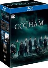 gotham - sæson 1-5 - complete box-set - Blu-Ray