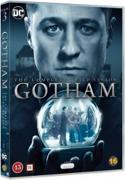 gotham - sæson 3 - DVD
