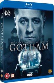 gotham - sæson 3 - Blu-Ray