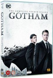 gotham - sæson 4 - DVD