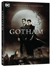 gotham - sæson 5 - DVD