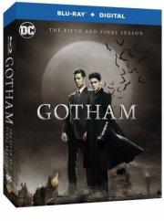 gotham - sæson 5 - Blu-Ray