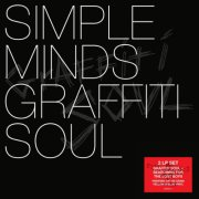 simple minds - graffiti soul / searching for the lost boys - Vinyl / LP
