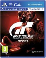 gran turismo - sport - bundle edition - uk / arabisk - PS4