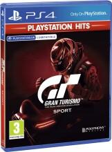 gran turismo: sport - playstation hits - nordic - PS4