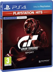 gran turismo: sport (playstation hits) - PS4