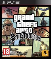 grand theft auto: san andreas (gta) - PS3