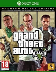 grand theft auto v (gta 5) premium online edition - xbox one