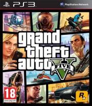 gta 5 / grand theft auto v - PS3