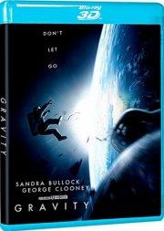 gravity - 3D Blu-Ray