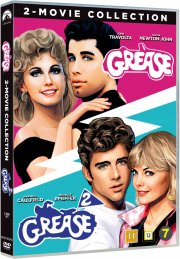 grease 1 // grease 2 - remastered - DVD