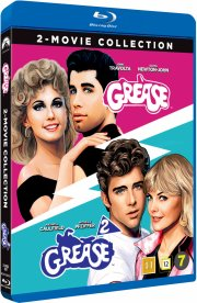 grease 1 // grease 2 - remastered - Blu-Ray