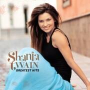 shania twain - greatest hits - cd