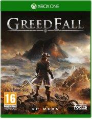 greed fall - xbox one