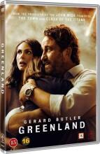 greenland - film 2020 - DVD