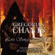 gregorian - love songs and ballads - cd