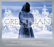 gregorian - christmas chants and visions  - CD+DVD