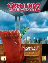 gremlins 2 - det nye kuld - Blu-Ray
