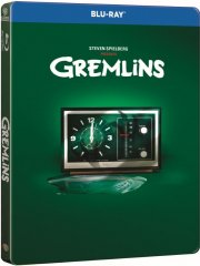 gremlins 1 - limited steelbook - Blu-Ray