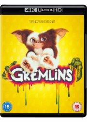 gremlins - 4k Ultra HD Blu-Ray