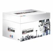 greys hvide verden - sæson 1-14 - komplet - DVD