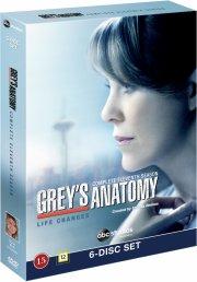 greys hvide verden - sæson 11 / grey's anatomy - season 11 - DVD
