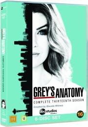 greys hvide verden - sæson 13 / grey's anatomy - season 13 - DVD