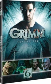grimm - sæson 6 - DVD
