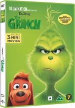 grinchen / the grinch - 2018 - DVD